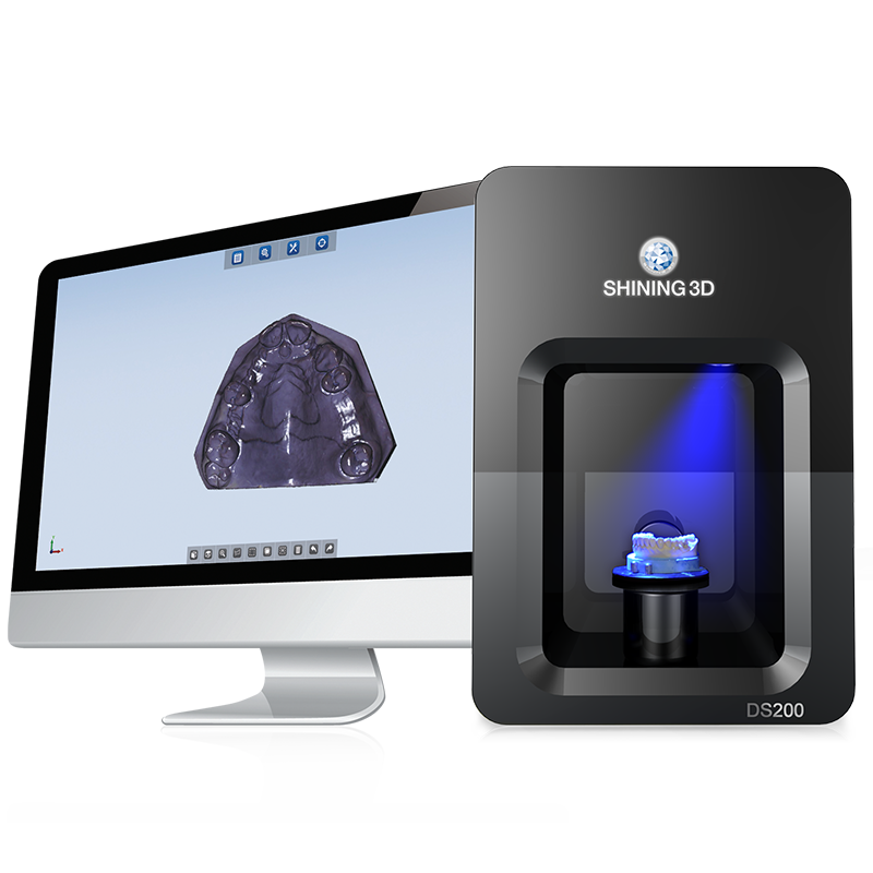 Shining 3D AutoScan-DS-200+ Dental 3D Scanner