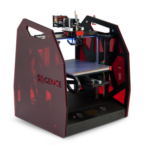 3DGence-one-3d-drucker-front