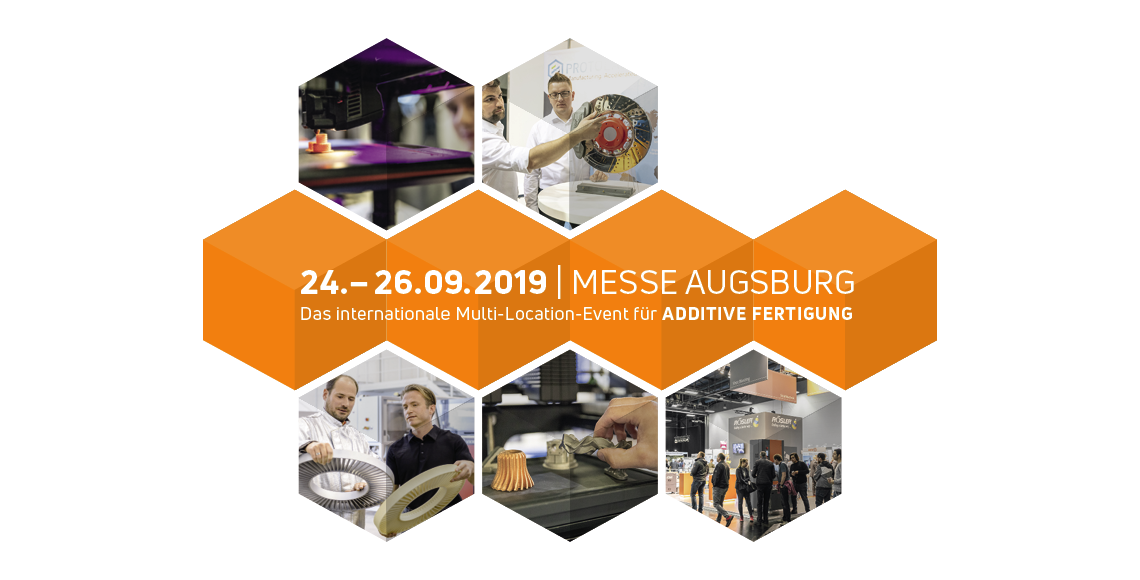 experience additive manufacturing augsburg 2019