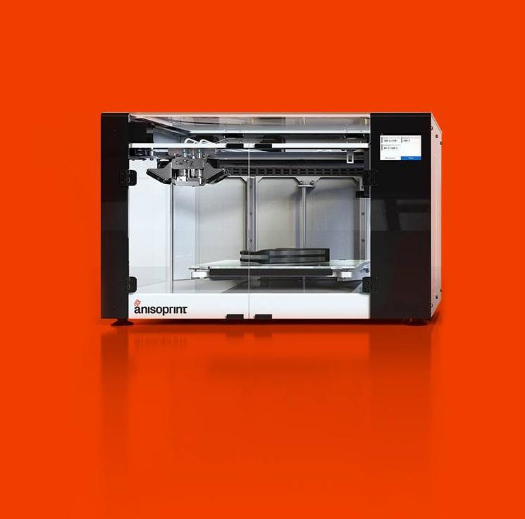 Anisoprint Composer industrieller 3D-Drucker mit Endlosfaser / continuous fiber