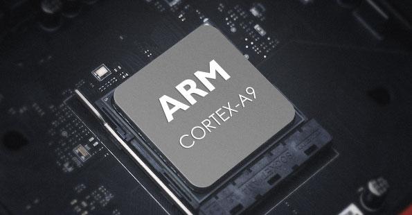 Raise3D E2 ARM Cortex A9 Prozessor