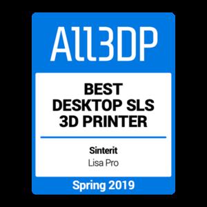 Sinterit Lisa Pro Best Desktop SLS 3D Printer