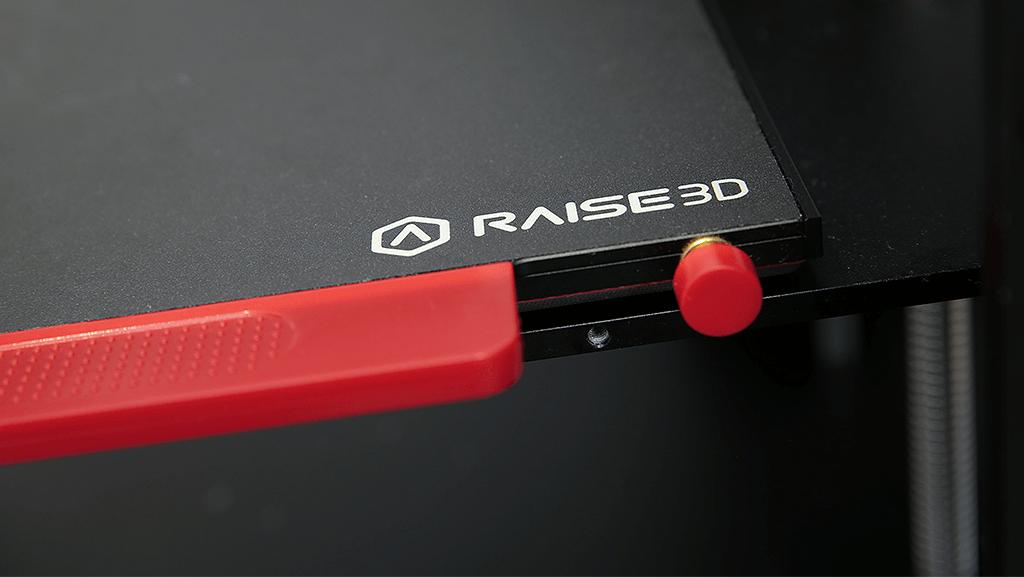 Raise3D Pro2 Plus Aluminium Bauplatte
