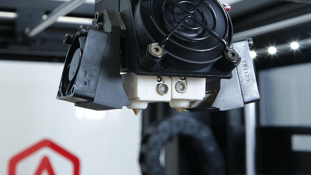 Raise3D Pro2 Plus Dual Extruder