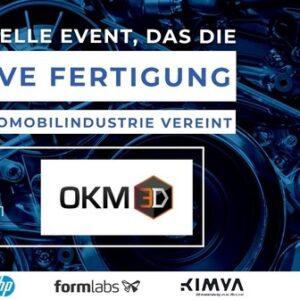 Additiv Automotive Exhibitors OKM3D 2021