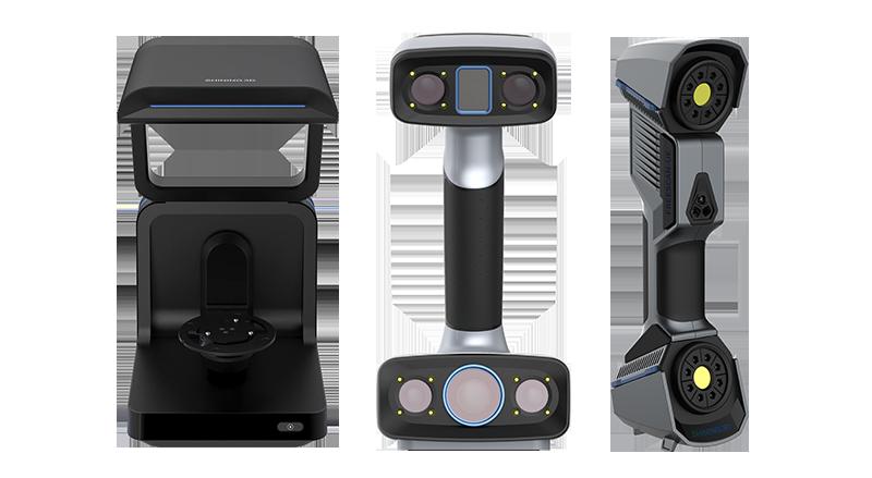 shining 3d metrology scanne 3d scanner